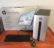 New In Box Bundle HP Pavilion 550-153wb Desktop PC in Warner Robins, Georgia