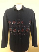 On The Byas Men's Button Down Shirt Size M in Joliet, Illinois