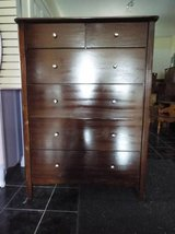 Chest of Drawers*Vintage*All Wood*6 Drawers*Tall*Tongue and Groove in Fort Leonard Wood, Missouri