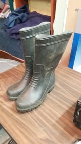 Size 11 MAT PVC Boots in Chicago, Illinois