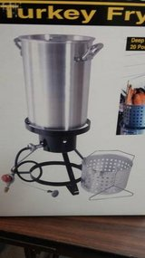 New, Never Used - CookMaster Turkey Fryer/Boiler in Chicago, Illinois