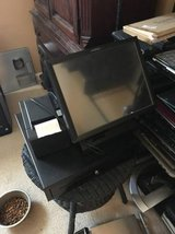 2 station POS with scale and receipt printer cash drawer in Fort Campbell, Kentucky