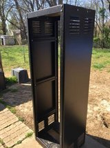 server rack in Fort Campbell, Kentucky