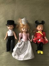 McDonalds Madame Alexander dolls in Joliet, Illinois