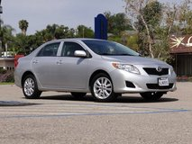 2010 TOYOTA COROLLA*EZ FINANCING*5 MINUTE APPROVALS! in Camp Pendleton, California
