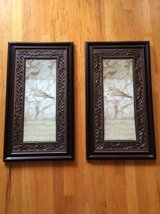 2 Decorative wall pictures in Oswego, Illinois