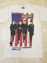 New Beatles adult size shirt in Camp Pendleton, California
