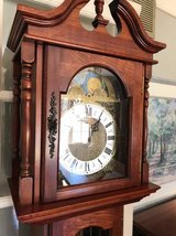 ** EMPEROR GRANDFATHER CLOCK.  WORKS GREAT !!! **   Very Nice ... in Naperville, Illinois
