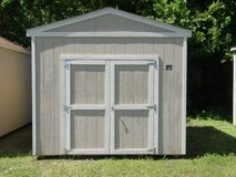 *** PRICE REDUCED ***  10x12 Utility Storage Shed in Huntsville, Texas