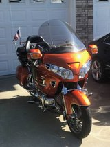 02 GL 1800 Honda GoldWing in Fort Campbell, Kentucky