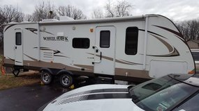 ****   2013  JAYCO  ULTRA  LIGHT  WHITE  HAWK in Elgin, Illinois