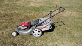 Craftsman Variable Speed Mower w/Bag in Quad Cities, Iowa