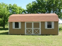 *** PRICE REDUCED ***  12X24 Lofted Barn in Conroe, Texas