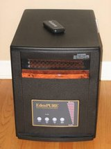 EdenPURE GEN 3 Quartz Infrared Portable Heater Model A 4136 1500w in Oswego, Illinois