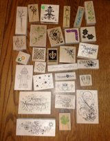 Rubber Stamp Lot Floral in Glendale Heights, Illinois