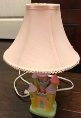 Princess lamp in Fort Campbell, Kentucky