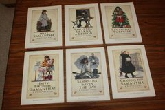American Girl Doll Samantha Collectors books 1st Editions in Kingwood, Texas