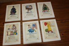 American Girl Molly First Edition Paperback Book Collection in Kingwood, Texas