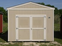 *** PRICE REDUCED ***  12x16 Utility Shed in Huntsville, Texas