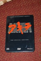 Akira The Special Edition DVD's in Spring, Texas