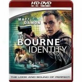 The Bourne Idenity HD DVD Unopened in Spring, Texas