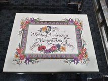 NITTANY QUILT WEDDING MEMORY BOOK in Aurora, Illinois