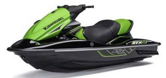 2015 Kawasaki Jet Ski STX-15F, w/ trailer, extended warranty low hours in Kingwood, Texas