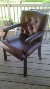 HON Office Guest Leather Chair in The Woodlands, Texas