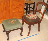 ANTIQUE SMALL CHAIR in Lockport, Illinois
