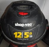 Shop Vac - Wet/Dry 12 Gallon 5.0HP Utility Vacuum in Naperville, Illinois