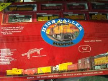 Mantua Trains with HO Scale Train Table in Palatine, Illinois