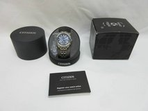Citizen Eco-drive At9030-80l Men's 44mm World Time Atomic Watch. in New Lenox, Illinois