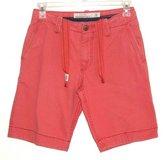Aeropostale Adjustable Drawstring Waist Red Shorts Mens 28 in Yorkville, Illinois