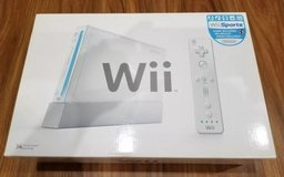 BRAND NEW Nintendo Wii Sports Bundle White System Console Original RVLSWCUSZ in Morris, Illinois