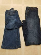 Ladies denim jeans in size 12 in Camp Pendleton, California
