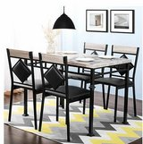 Harper&Bright 5 pc Dining Set - DISPLAY MODEL! in Plainfield, Illinois