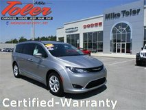 2017 Chrysler Pacifica Touring-Certified-Warranty(Stk#p2261) in Cherry Point, North Carolina