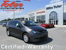 2017 Chrysler Pacifica Certified-Warranty(Stk#p2258) in Cherry Point, North Carolina