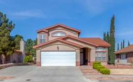 1453 Chato Villa in Fort Bliss, Texas