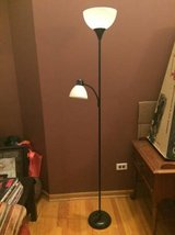 Floor lamp with reading light in Chicago, Illinois
