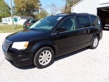 08 Town&Country Touring Leather Stow&Go NAV Backup Cam DVD PDoors+Lift in Cherry Point, North Carolina
