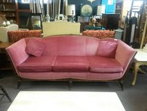 Rose Victorian Sofa in St. Charles, Illinois