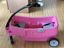 Step2 Pink Wagon for Two in Chicago, Illinois