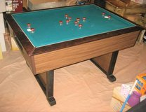 BUMPER POOL TABLE + 2 Cues & Balls - Diversified Products Corp. in Chicago, Illinois