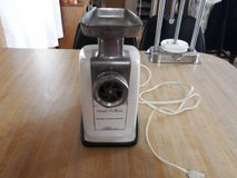 VINTAGE GRIND-O-MATIC ELECTRIC GRINDER in Plainfield, Illinois
