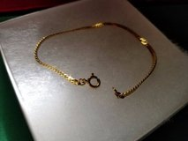 New Gold plated bracelet in Oceanside, California