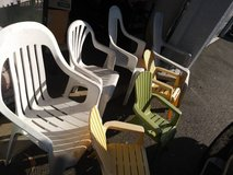 Lawn chairs 5.00 each if you buy 5 or more in Roseville, California