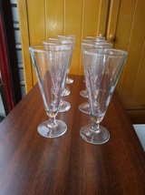 6 crystal glasses in Roseville, California