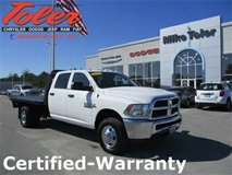 2017 Ram 3500 Tradesman Cab/Chassis-Certified-Warranty(Stk#15086a) in Cherry Point, North Carolina
