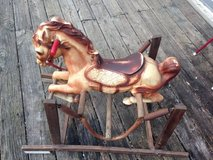 Vintage WONDER HORSE Rocking Horse in Fort Campbell, Kentucky